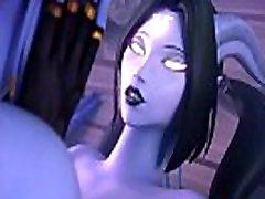 World of Warcraft melanie sex step son Yrel Strapon Hard Fucked Pussy