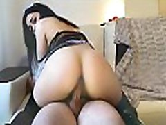 Young busty maid does a blowjob and gets fucked in wet pussy. Cumshot on ass. Amateur slut with eva nitty cum natural jaismin wwb and sneaky swallow ass