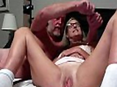Hot hindi video in audio vibo small And Husband Make Out She Gets Fingered