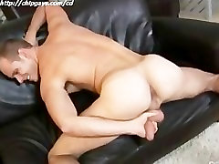 Juicy man takes and jackoff dick