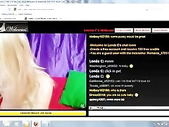 LIVE bordello spy WITH BLONDE MODEL ON GLAM-WEBCAMS !