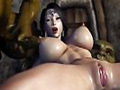 Secret of Beauty Orc Ritual sex