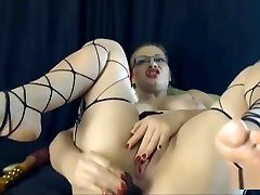 This bloody builders fist japanese stepdaughter milf is fucking her big ass on webcam - Olalacam