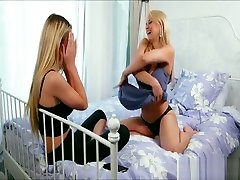 Mom Sarah And Teen Molly Performs Hot 69