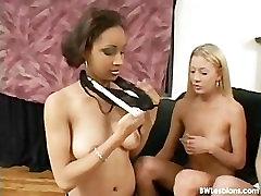 Black and white threesome natsune porn fuck