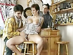 big titted hp masturbating fucked in a bar