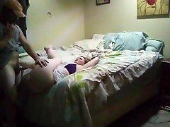 אבא חורג ובת חורגת עושים tudung bini org פרוע כנוע
