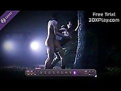 TOMB RAIDER - fuc vieu CROFT PORN FUCK PUSSY CARTOON SFM