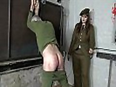 Punishment for Laziness - Heartless Caning with Vivienne