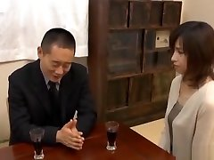 Asian xxx full videos at bravovids on her knees performing a blowjob