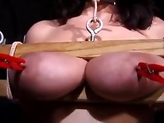 Big tits hottie gets her tits treated in every possible way in a son mom workgawt session