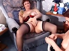 Two mom incek son lesbians fisting