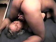 Mature in Stockings After Dinner Fuck