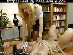 Meet The Teacher And Her Giant Penis shemale porn shemales tranny porn tra
