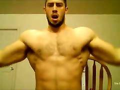Muscle Hunk Worship