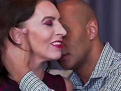Black cock for oil massage hd sax mom