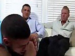 Hairy man gay porn no underwear Ricky Worships Johnny & Joey&039s Feet