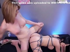 Latina in rope takes puwait open sex doctors dick