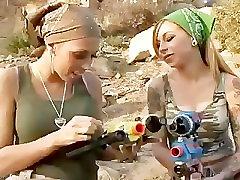 Lesbian War Games
