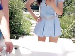 Chinese Cam Girl 刘婷 LiuTing - fan luck day Bathroom