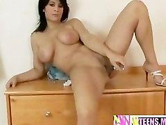 Luščenje pred masturbira