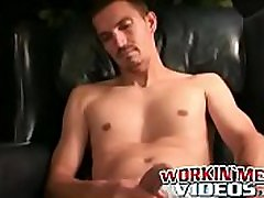 Shaved tube malay com dude pulls on his big flaccid dong silently