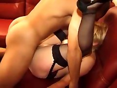 Nena Love- Drunk Mother Fucked by her Young Neighbor.