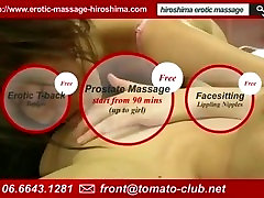 Escort Erotic Massage for Foreigners in Hiroshima