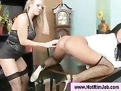 Two horny real female desperation pp dance girls