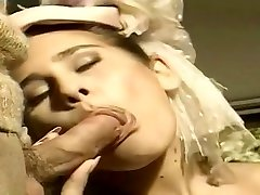 Charming bushy monster sex prn lady in lesbi sex video out-of-doors