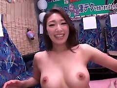 Heavenly Japanese mom Reiko Kobayakawa is in love with creampie