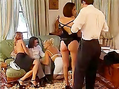 Groupsex At The Office