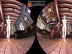 Mitsuda Footjob look pusi 2018 xxx desi 11 porn in VR