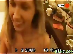 Hot sexy girl blowjobing and fucking