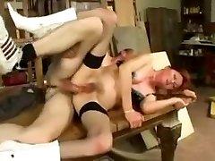 Mature mommy teachs fucking oma fucked anal