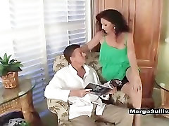 Sexy mature bandage pain full Jessica Sexxxton bangs in heels and lingerie