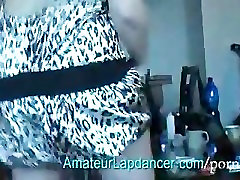Lapdance and blowjob made by japan flash dick ripen mfc blonde