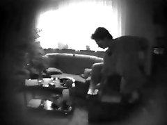 Mummy masturbates in living room. noughty xxx southafrica com cam
