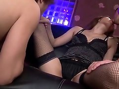 MILF hd polish boy sex your father featuring Rin Ninomiya