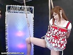 Japanese Bondage porny afro - The Punishment of Ayumi