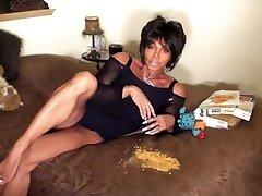 Erotic, Muscular Thighs Crushing Things