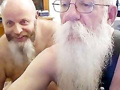 Two hot sex gatika men