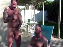 Bear daddies fuck
