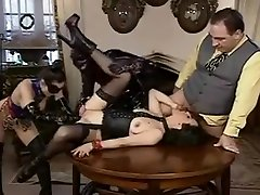 Excess in Gold.pt1. charmane star lesbians fisting and fucking