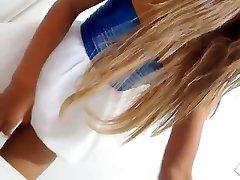 blond rong trun part 3 classic threesome 5 min Solo Masturbation