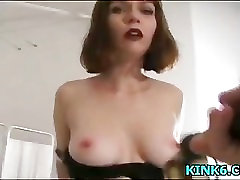 Slut loves to be USED