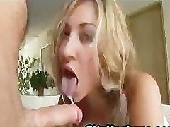 Vroče Roxy Jezel Poje Trdega Tiča Grobo Deepthroat Blowjob