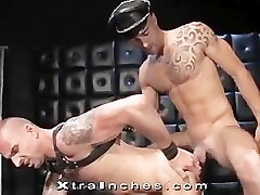Will Helm and Kriss Aston
