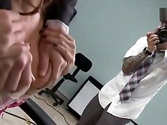 Female orgasm japanese beauty lady video featuring Jared Grey and Sandee Westgate