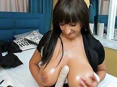 Big Round Tit bani baniels sex Wife Teases Her Nipples